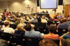 County Board debate at the Arlington Civic federation on Sept. 2, 2014