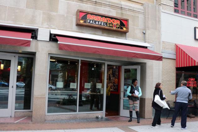 Amsterdam Falafelshop opens in Clarendon