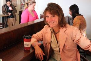 Cards Against Urbanity co-creator Lisa Nisenson
