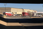 Hazmat response for possible Ebola patient at the Pentagon on 10/17/14