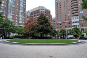 Welburn Square in Ballston