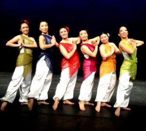 Dance Asia performers (photo via Dance Asia website)