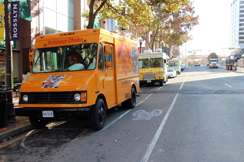 Rosslyn Food Trucks