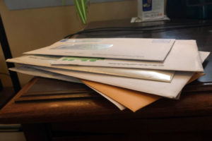 Mail file photo