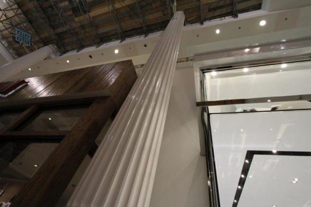 Existing column