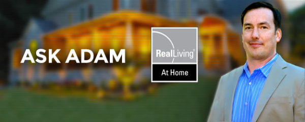 Ask Adam Real Living header