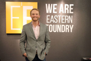 Eastern Foundry CEO and Founder Geoff Orazem
