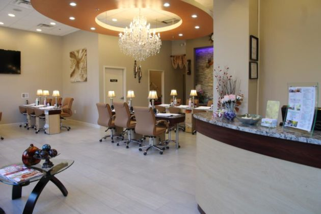 Now open oasis nail spa on wilson blvd promoted for 24 hour nail salon brooklyn