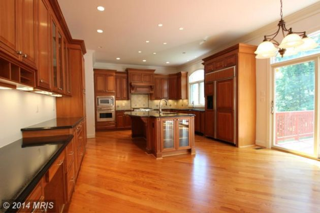 Alexander Ovechkin's house, for rent at 4906 16th Street N. (photo via Realtor.com)