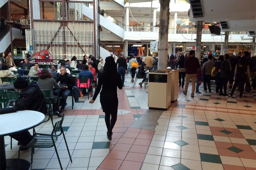 Pentagon City Mall Food Court List