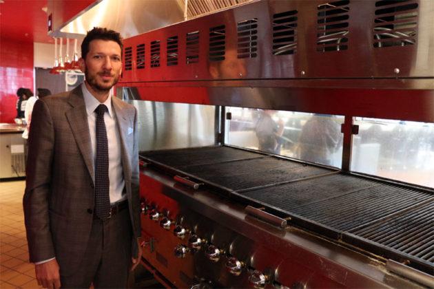 Pizza Vinoteca CEO Ari Malcolm