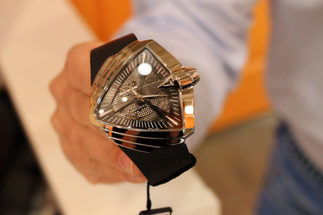 A specialty watch available at Watchstyle in Ballston Common Mall