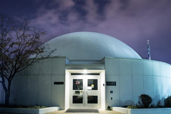 Arlington's planetarium (Flickr pool photo by Lawrence Cheng Photography)