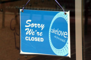 Cakelove in Shirlington closes