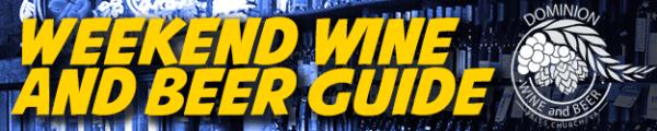 Weekend Wine and Beer Guide logo