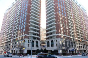 The Avalon Ballston Square apartment building