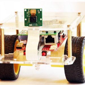 Dexter Industries' GoPiGo robot