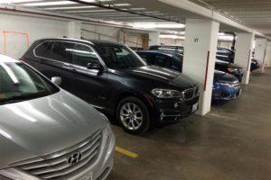 Parking garage (file photo)
