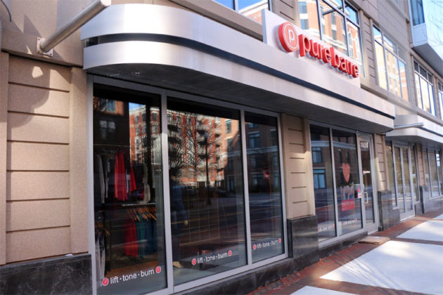 Pure Barre at 1024 N. Garfield Street
