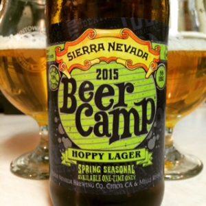 Sierra Nevada Beer Camp Hoppy Lager