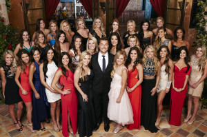 The Bachelor contestants (photo via Facebook)