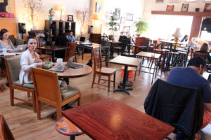 Cowork Cafe, a new coworking concept in Boccato in Clarendon