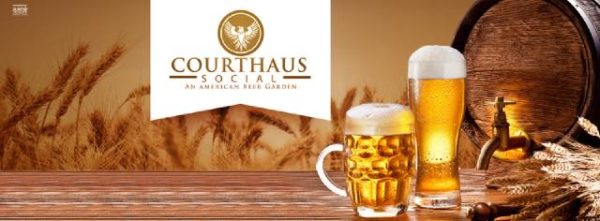 Courthaus Social logo from Facebook