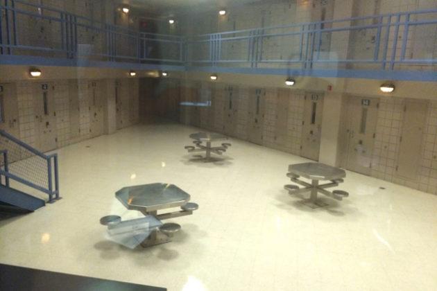 Maximum security units of 11th floor
