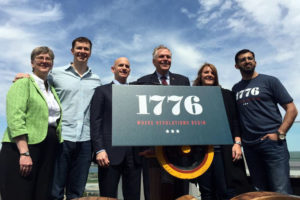 1776 announces expansion into Crystal City (photo via @1776)