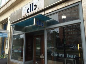 The Denim Bar has closed on Pentagon Row