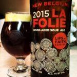 New Belgium La Folie 2015