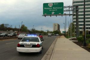 Pedestrian struck in Crystal City