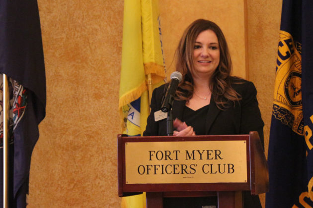 Arlington Chamber of Commerce President/CEO Kate Roche