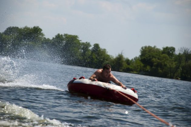 marine adventure sports