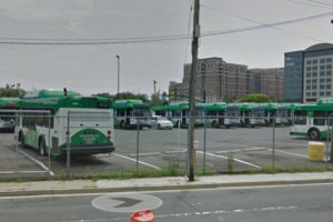 The ART bus facility on S. Eads Street (photo via Google Maps)