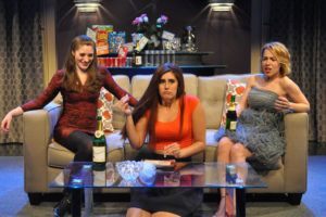 "The Dominion Stage production of ""Bachelorette"" (photo courtesy Dominion Stage)"