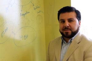 ByteCubed founder/CEO Ahmad Ishaq