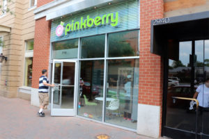 Pinkberry in Clarendon reopens