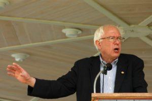 Sen. Bernie Sanders (photo via Facebook)
