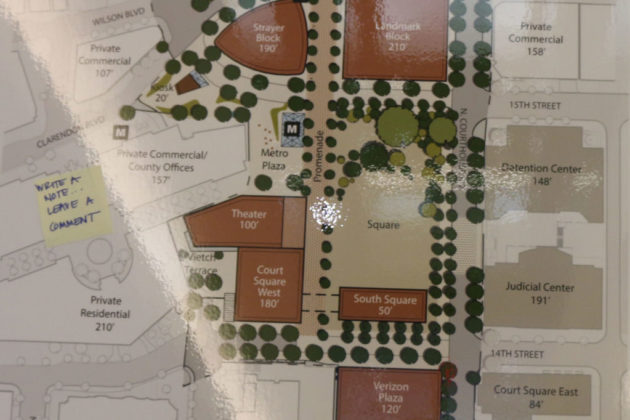 Concept Map of Envision Courthouse Square