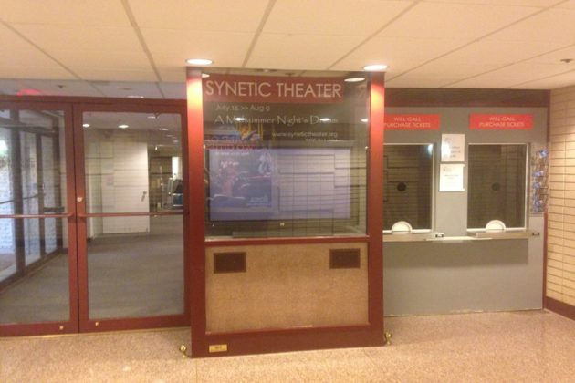Catch a play filled with great choreography at Synetic Theater