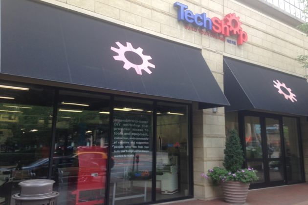 TechShop in Crystal City (file photo)