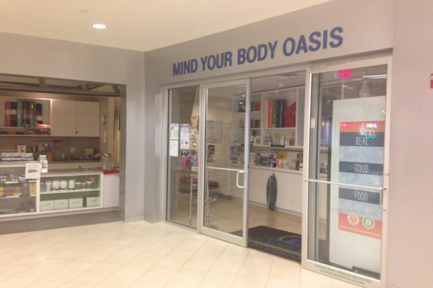 Try hot yoga and other new workouts at Mind Your Body Oasis