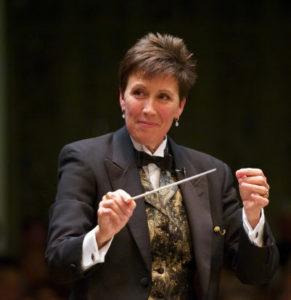 Dr. Nancia D'Alimonte (photo courtesy The Metropolitan Chorus
