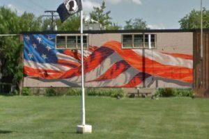 American Legion Mural Design