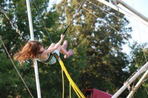 Girl at Arlington County Fair