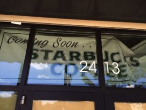 New Starbucks on Columbia Pike