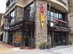 Hudson Trail Outfitters on Pentagon Row