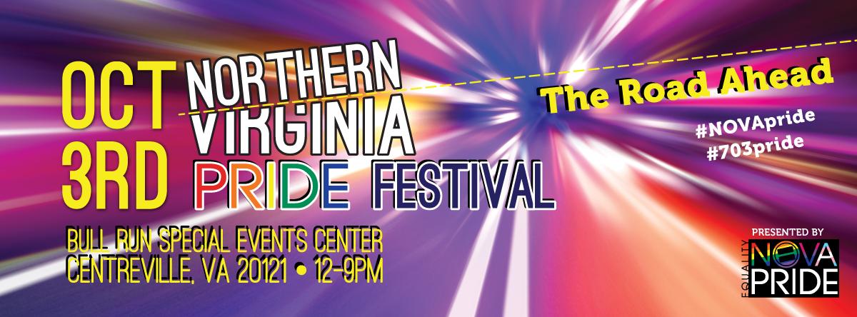 Northern Virginia Pride Festival @ Bull Run Special Events Center | Centreville | Virginia | United States