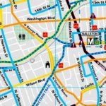 ballston area bike map